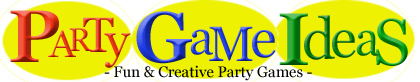 500 Party Games for Birthdays, Showers, more - Party Game Ideas