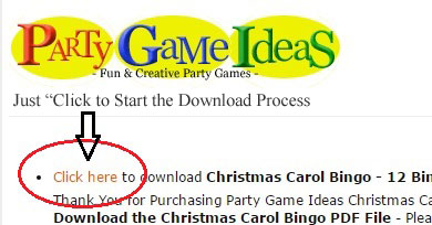 Just Click the Game Link to Download Your Game